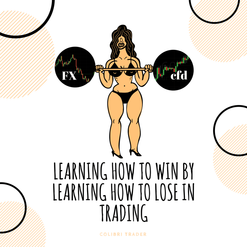 Learning How to Win by Learning How to Lose in Trading