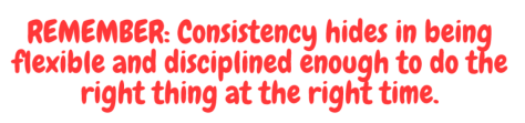 Day Trading Dow Jones and consistency