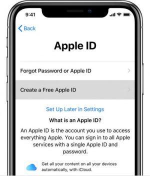 Copia de seguridad en IPhone