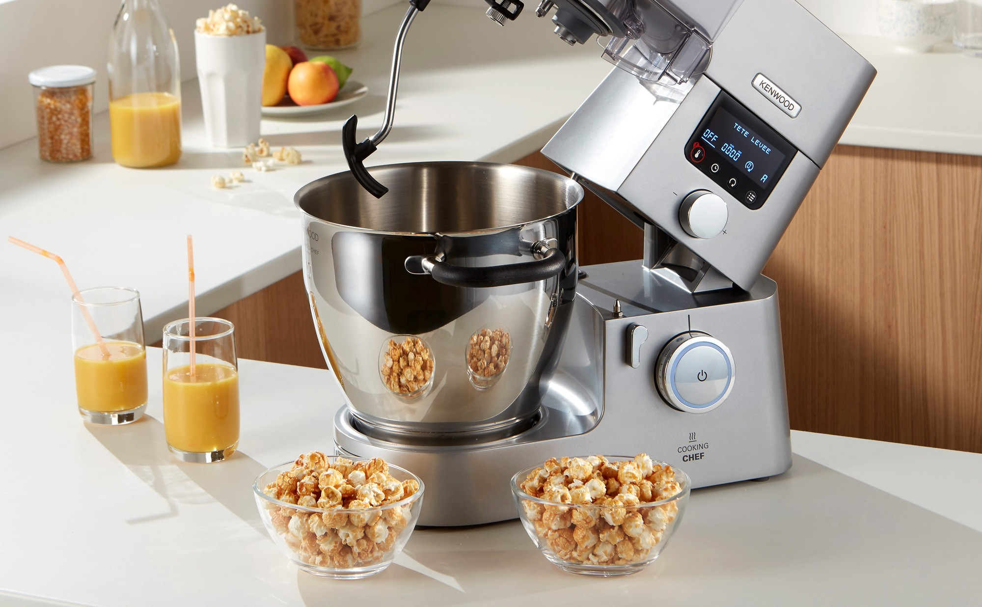 Robot Cuiseur Kenwood Cooking Chef Gourmet Colicheffr