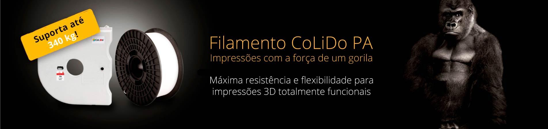 Filamento 3D Colido PA