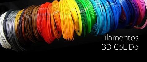 Filamentos 3D