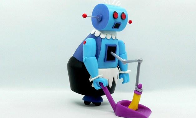 Rosie – Robot Dos Jetsons