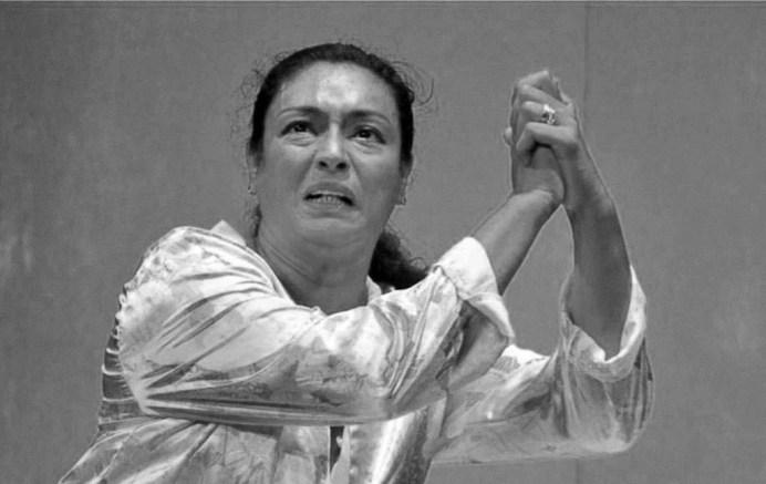 Foto obra de teatro Solo una mujer