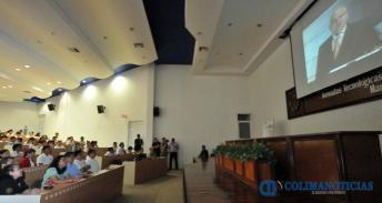 Jornadas Tecnologicas conferencia de Tuiran