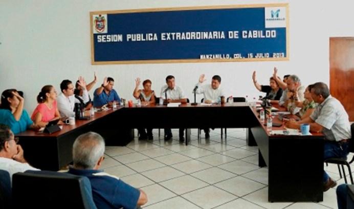 CABILDO manzanillo julio 2013