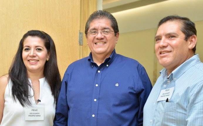 Entrevista Vianey Amezcua Nueva presidenta FEUC