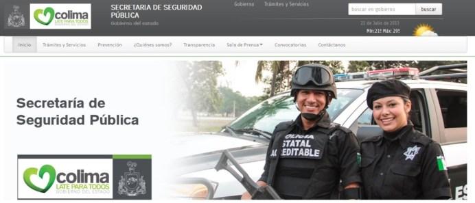 pag S Seguridad Publica Colima