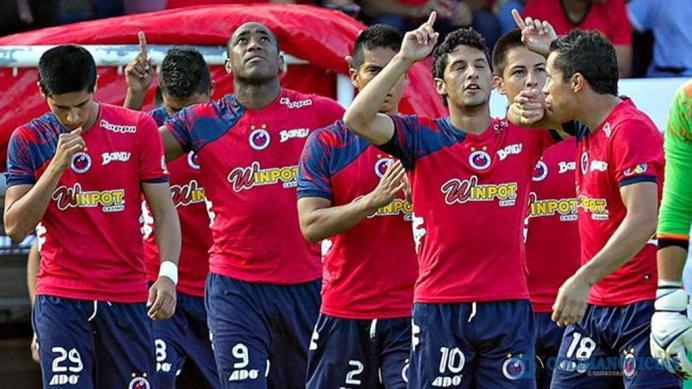 Jornada1 Liga BancomerMX Veracruz vs Jaguares