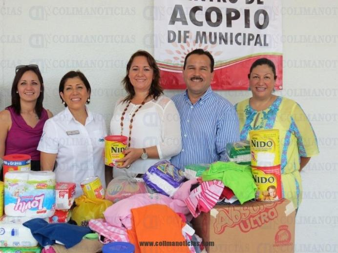 apoyos acopio a tecoman