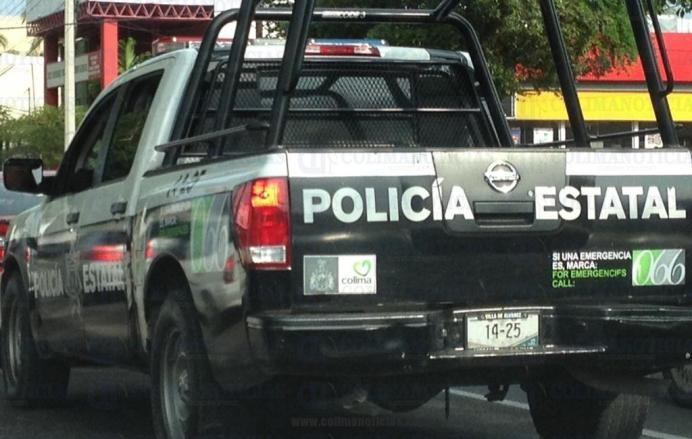 policia estatal camioneta archivo 25 sep