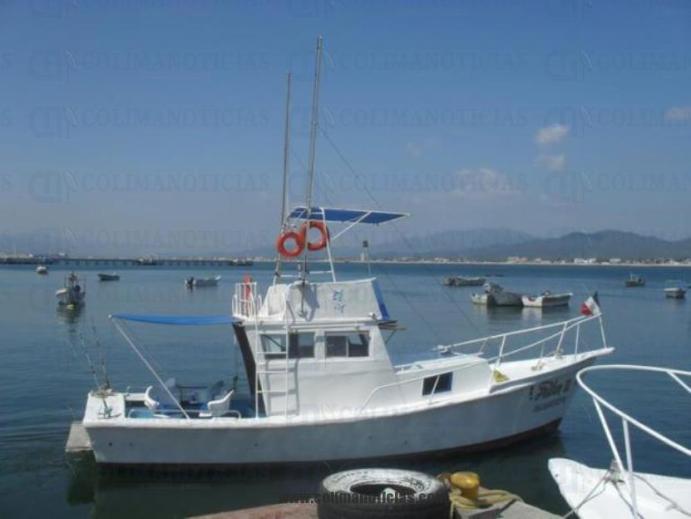 CN PUERTO Manzanillo navegar
