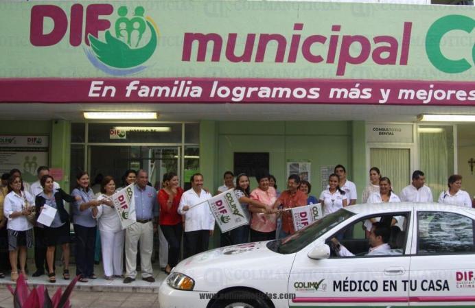 Dif Mun - entregan auto Federico R