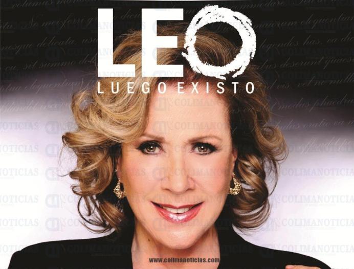 Laura Zapata en programa Leo... Luego existo