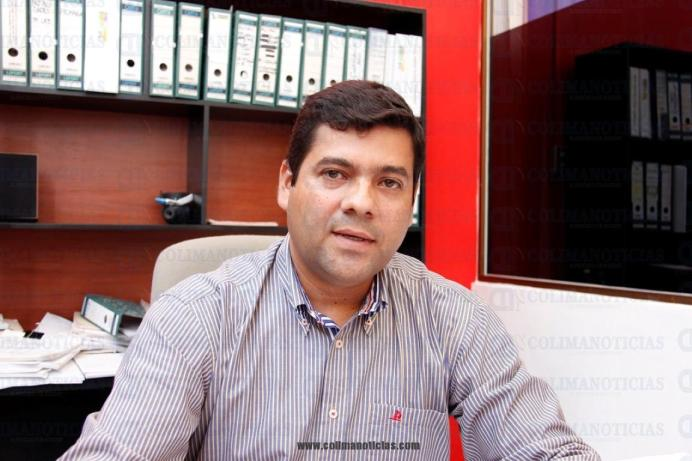 RAFAEL FAJARDO CUELLAR, DIRECTOR DE LA COMAPAT (Medium)
