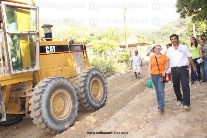 Sedur Fernando Morán brigada en Manzanillo