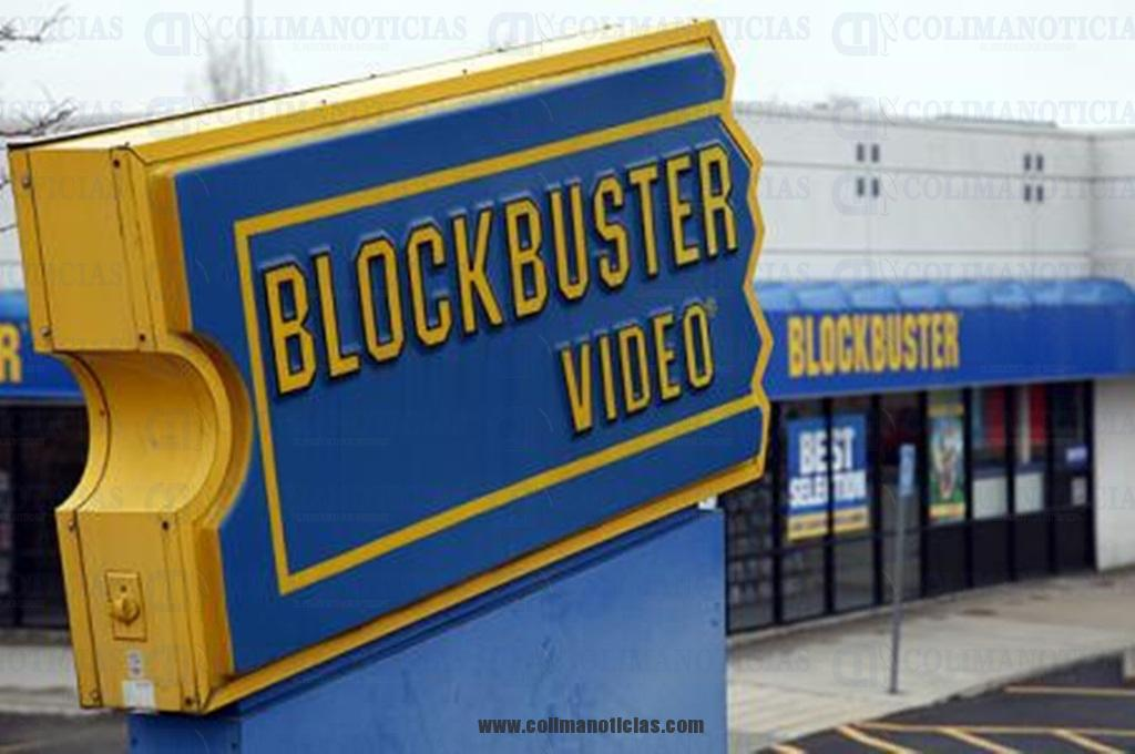 consolas de videojuegos blockbuster