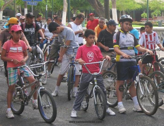 19 may BICIPASEO - El 21 de septiembre habrá bicipaseo por el Mes de la Paz