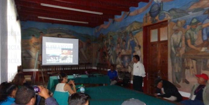 conferencia de comunidad a acomunidad