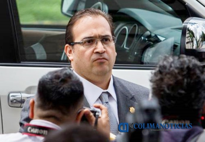 Javier Duarte de Ochoa, el pasado 5 de agosto en la Procuraduría General de la República