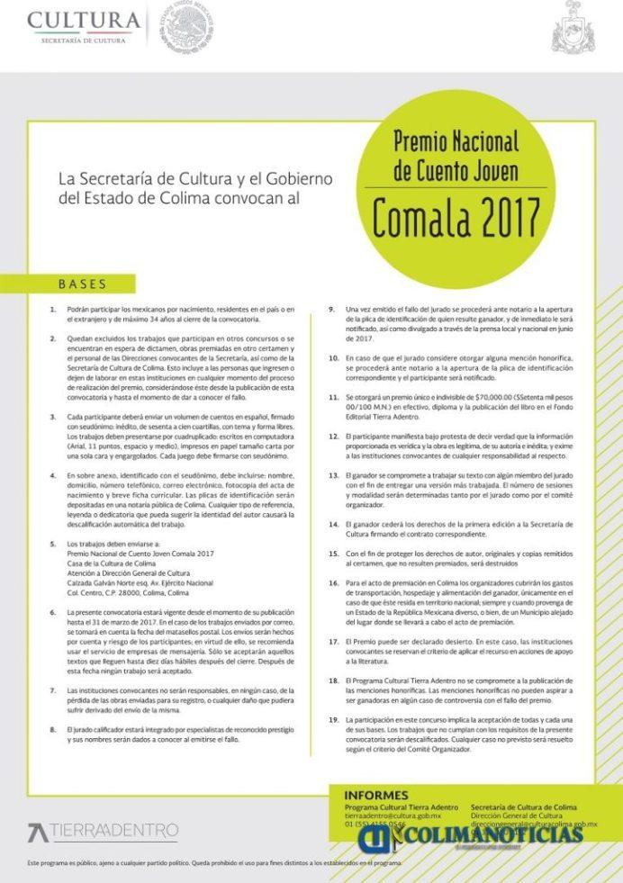 abierta-convocatoria-al-premio-nacional-de-cuento-joven-comala-2017