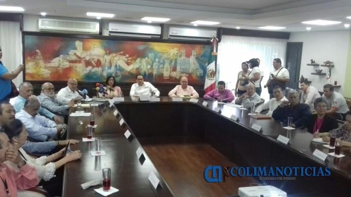 Aplicarán protocolos de seguridad en escuelas de Colima