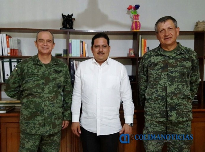 CDHEC con la XX Zona Militar