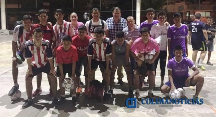 Torneo Juvenil Futbol La Estancia