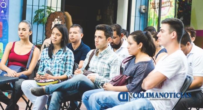 jóvenes Ayuntamiento de Colima