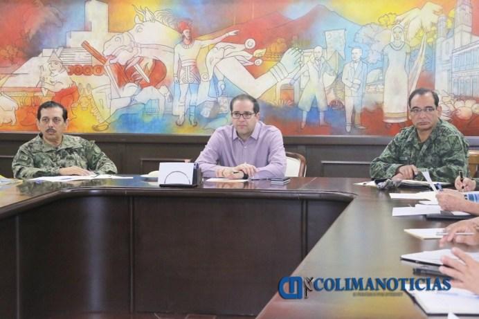 reunión del Grupo de Coordinación Interinstitucional