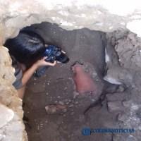 Encuentran tumba de tiro en el centro de Colima