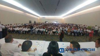 Toma protesta Javier Pinto como presidente de Nueva Alianza