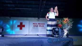 Miss México Cruz Roja Armería 1
