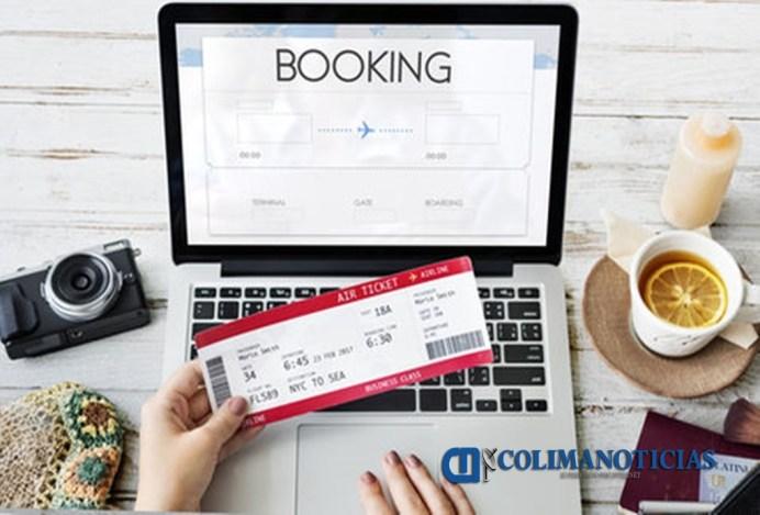 agencias viaje laptop