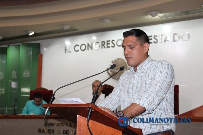 diputado priista Héctor Magaña