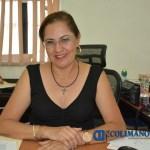 Tesorera, María de los Ángeles Sosa Chávez