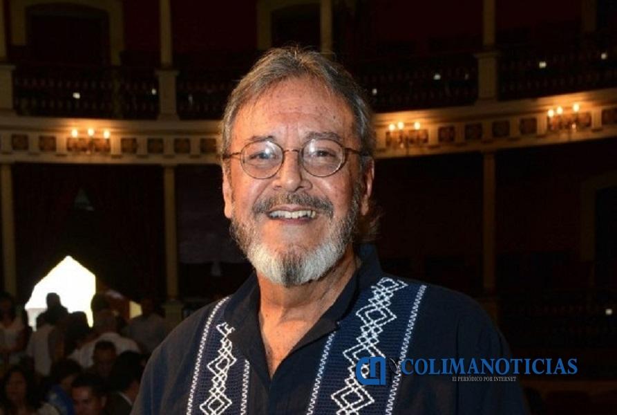 Murió el poeta colimense Víctor Manuel Cárdenas