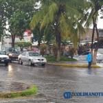 villa de alvarez lluvia