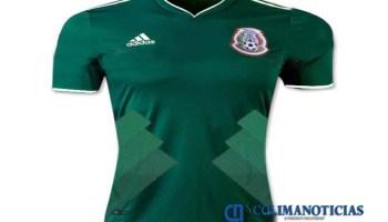 Definidos los uniformes de la Selección Mexicana para Rusia 2018 ... 5b414918356aa