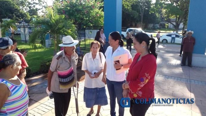 Yulenny Cortés presentará a Cabildo propuesta para otorgar pensión