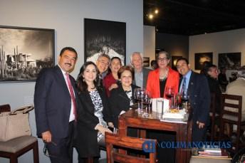 Presentes en el 75 Aniversario del Seminario de Cultura Mexicana4