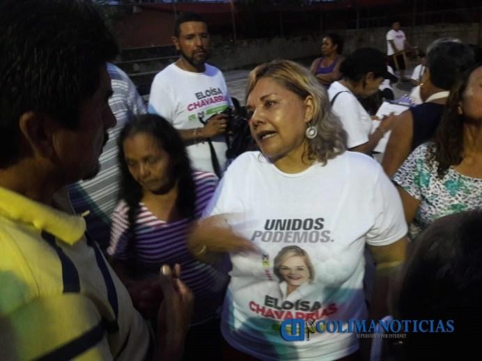 ELOISA CHAVARRIAS campaña usos multiples