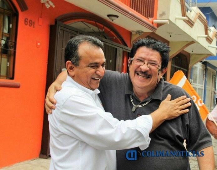 Felipe Cruz agradece a ciudadanos