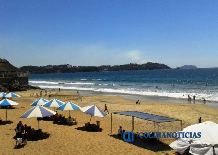 Playa Manzanillo 696x495 - Playas en el estado son aptas para la recreación: Coespris