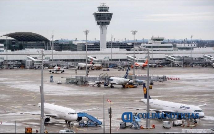 aeropuerto alemania