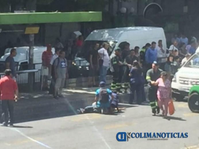 heridos explosion chile