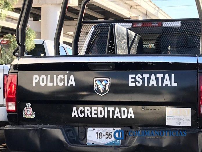 policia estatal archivo 696x522 - Ultimados en colonia Solidaridad eran familiares de sicario de Linda Vista