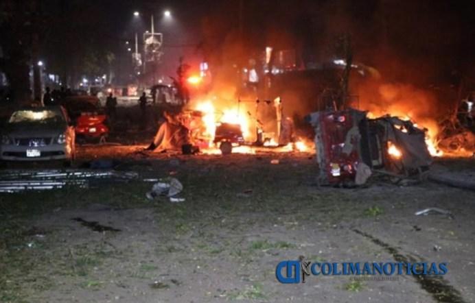 29 muertos y 80 heridos en Mogadiscio tras explosión de camión bomba