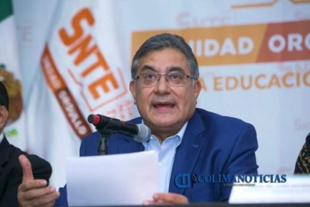 Alfonso Cepeda Salas 696x464 - De 4.45% el incremento a los maestros: Cepeda Salas