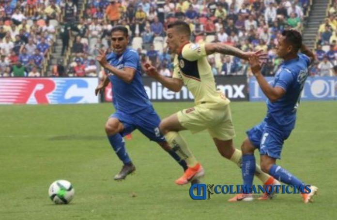 América cruz zul 696x455 - América avanza a semifinales | Colima Noticias